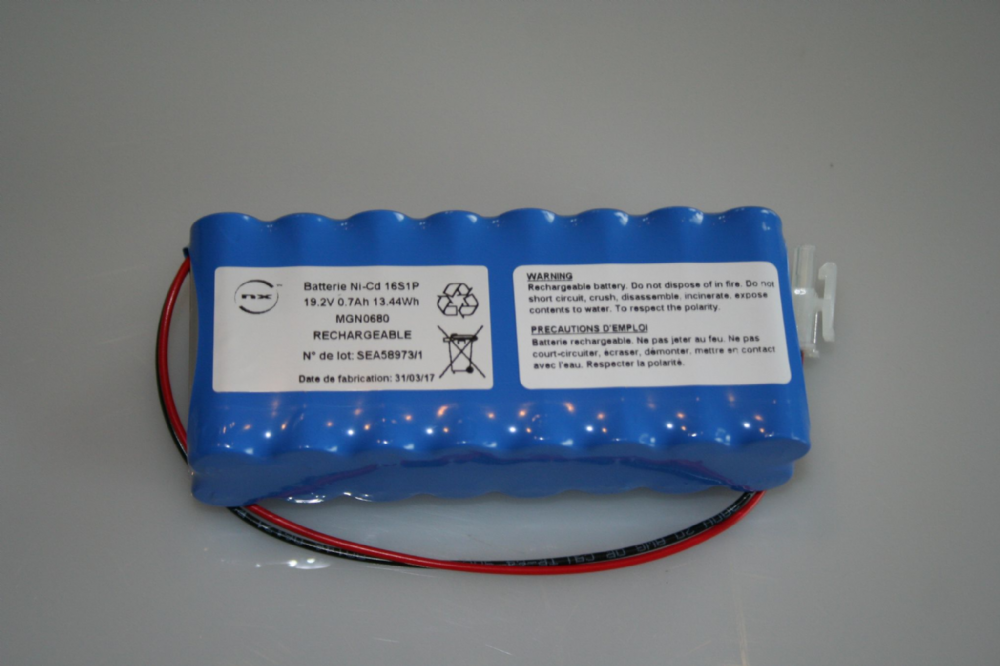 Record STA 17 Battery